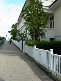 Fußweg zum Strand
