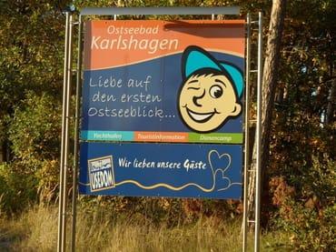 Herzlich Willkommen in Karlshagen...