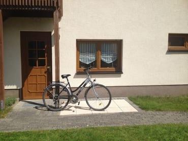 zweites Fahrrad