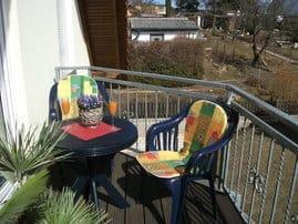 Herzlich willkommen auf Ihrem Balkon!
