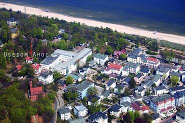 Für frische Ostseeluft ist ebenfalls gesorgt, denn das Meer befindet sich nur 150 m Luftlinie entfernt.