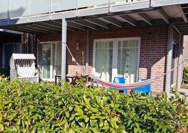 Hochwertige Ferienwohnung mit sonniger Terrasse am Hafen Lauterbach