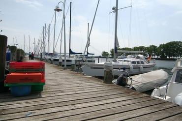 Der Hafen Lauterbach