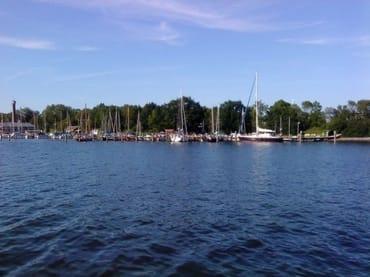 Der Lauterbacher Hafen