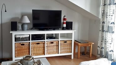 TV-Flachbildschirm