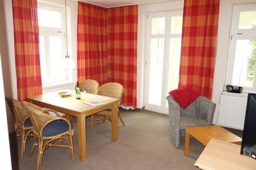 Essbereich Wohnung 9 vergleichbar mit Wohnung 5