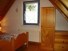 Schlafzimmer, 1. Etage