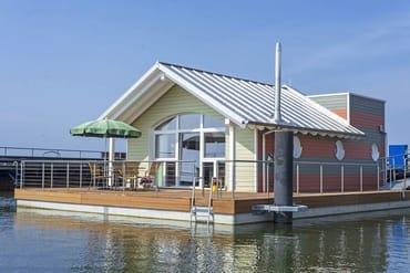 Das Haus Hiddensee · 77m² für bis zu 4 Personen