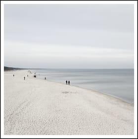 Spaziergang am Zinnowitzer Strand