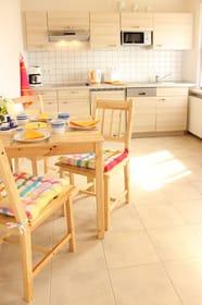 Wohn / Kochbereich