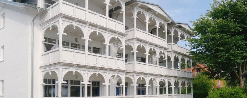 Strandresidenz Juliusruh, Haus II