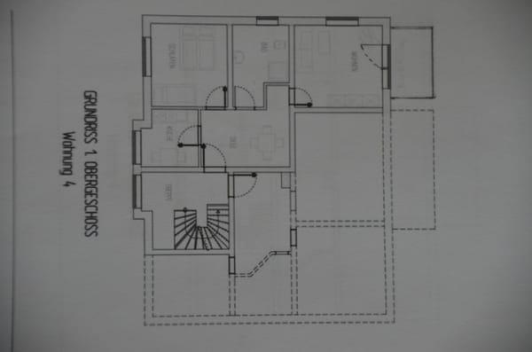 Grundriss Wohnung Nr 4