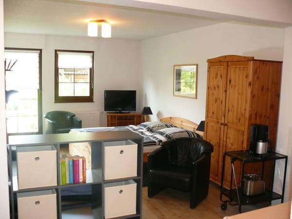 Wohn,-Schlafzimmer Appartement