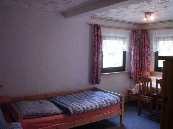 Wohn-/ Schlafzimmer im EG