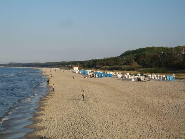 Strand in Zinnowitz