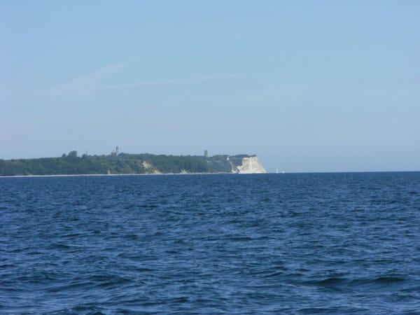 Blick nach Kap Arkona