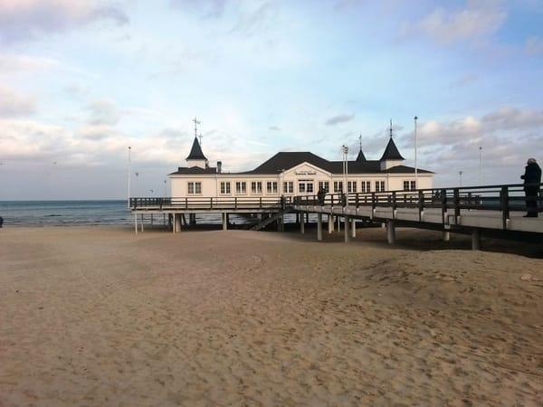 Seebrückenpavillon Ahlbeck