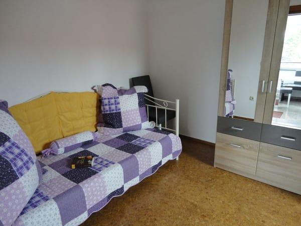 1.Schlafzimmer, Zusatzbett