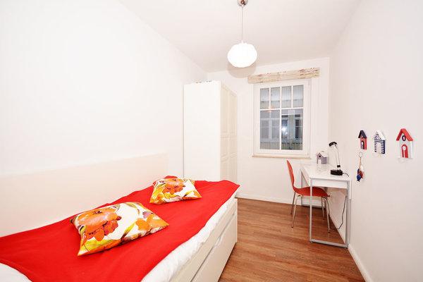 Rosa 6 - Schlafzimmer