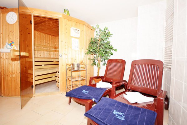 Strandläufer - Sauna