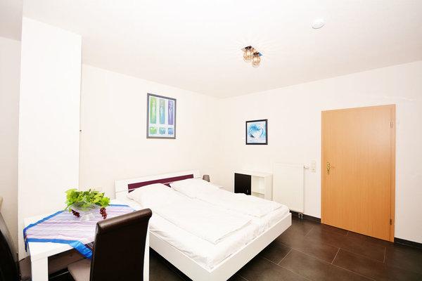Strandmuschel - Wohnzimmer