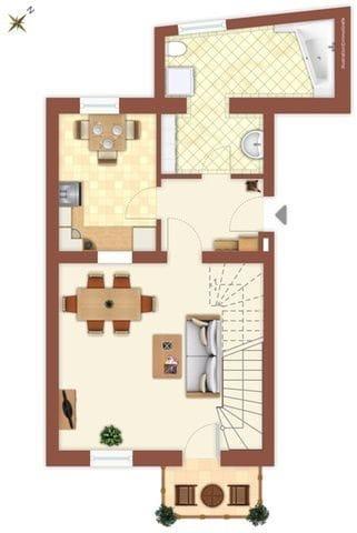 - Grundriss 1. Etage -