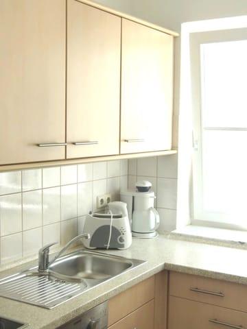 aparthotel ostsee binz 1 reihe meerblick 2 zimmer ferienwohnung nr 402222 11 binz. Black Bedroom Furniture Sets. Home Design Ideas