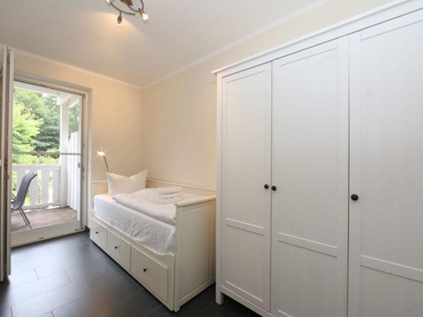 2. Schlafzimmer mit Tagesbett