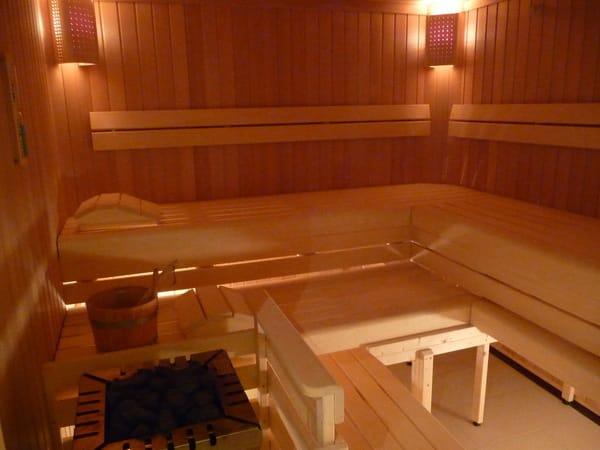 Rosa - Sauna