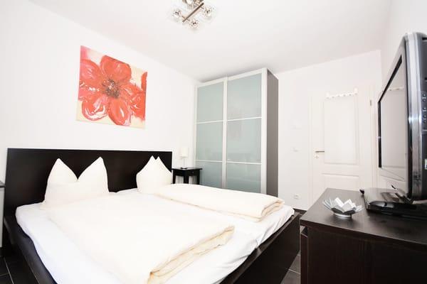 Rosa 12 - Schlafzimmer