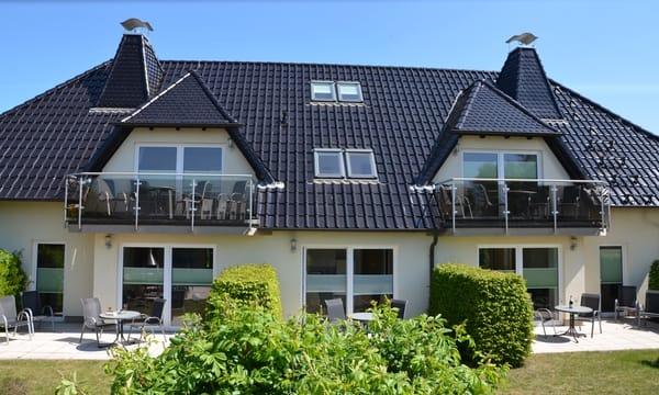 """Ferienwohnungen """" Haus Vincent"""" mit Terrasse oder Balkon"""