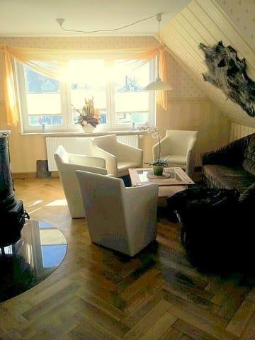 Wohnzimmer - Sofaecke