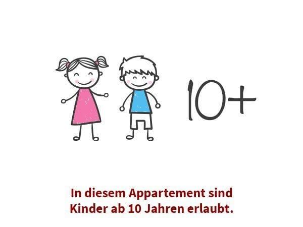 Kinder erst ab 10 Jahren!