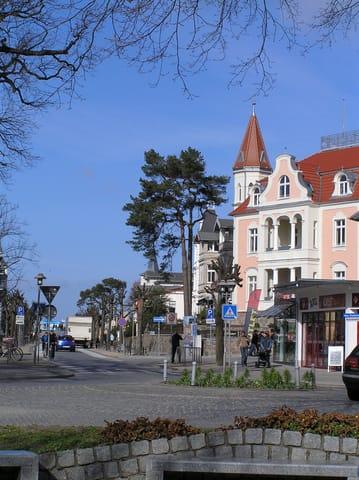 Strandstrasse Zinnowitz