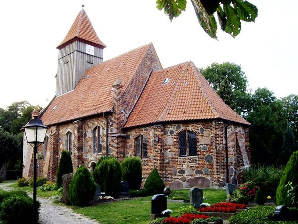 Kirche Middelhagen