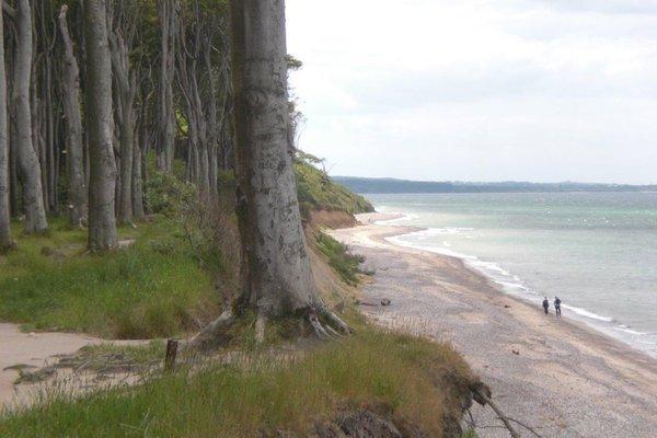 Strandblick in Richtung Nienhagen