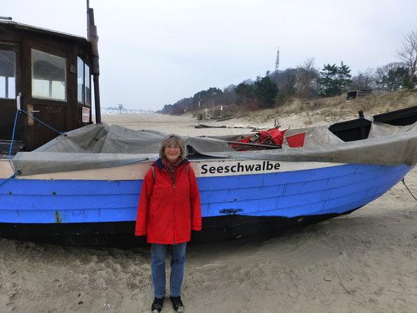 Warum nicht auch mal im Winter einen Urlaub an der Ostsee?