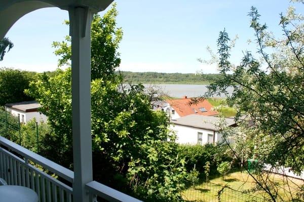 Balkon Richtung Schmachter See