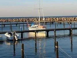 Hafen von Glowe