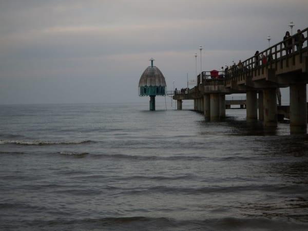 Seebrücke & Tauchgondel