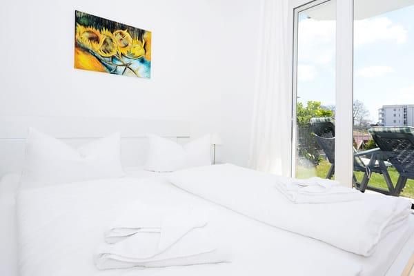 Meeresrauschen - Schlafzimmer