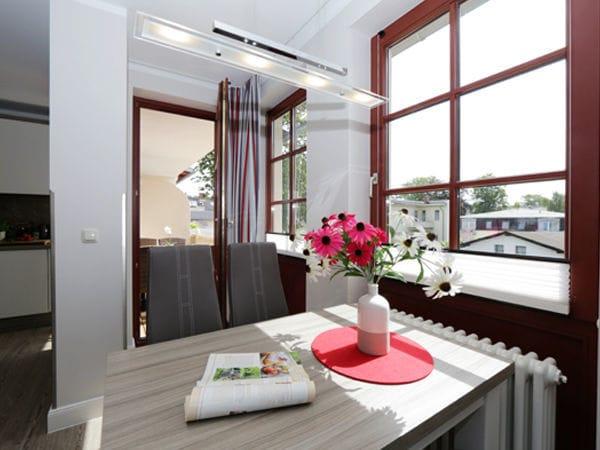 Eßtisch / Balkon