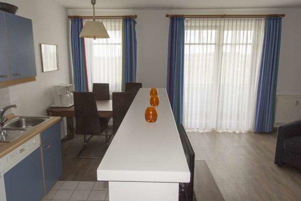 Haus Lotsenberg - Ferienwohnung Sonnenschein