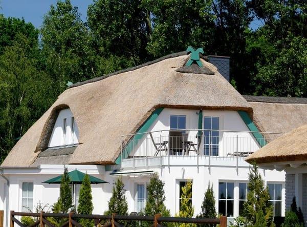 große Dachterrase zu Ihrer Ferienwohnung