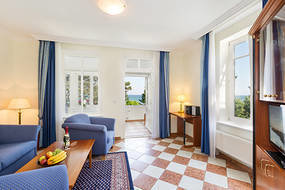 Dieses Foto und das Foto der Küche sind in Wohnung 8 aufgenommen, die im zweiten OG liegt.