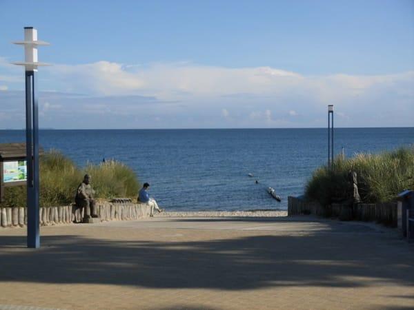 Zum Ostseestrand Zempin