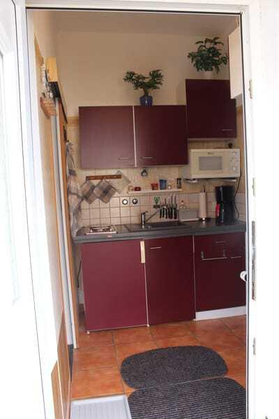 Flur-/Küchenbereich