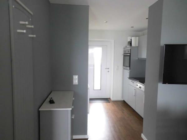 Eingangsbereich/Küche