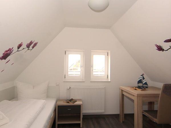 Schlafen 4 mit Einzelbett