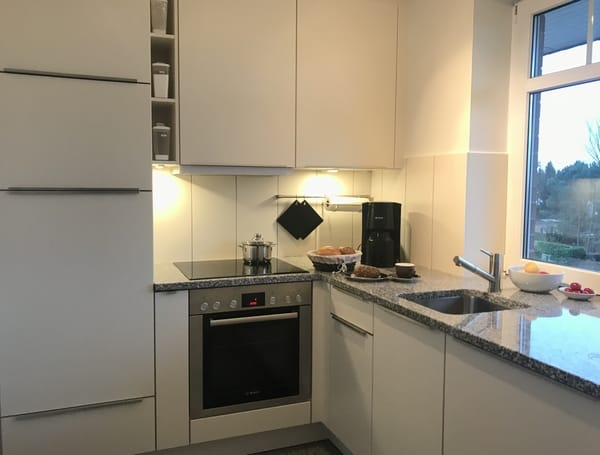 Neue Einbauküche